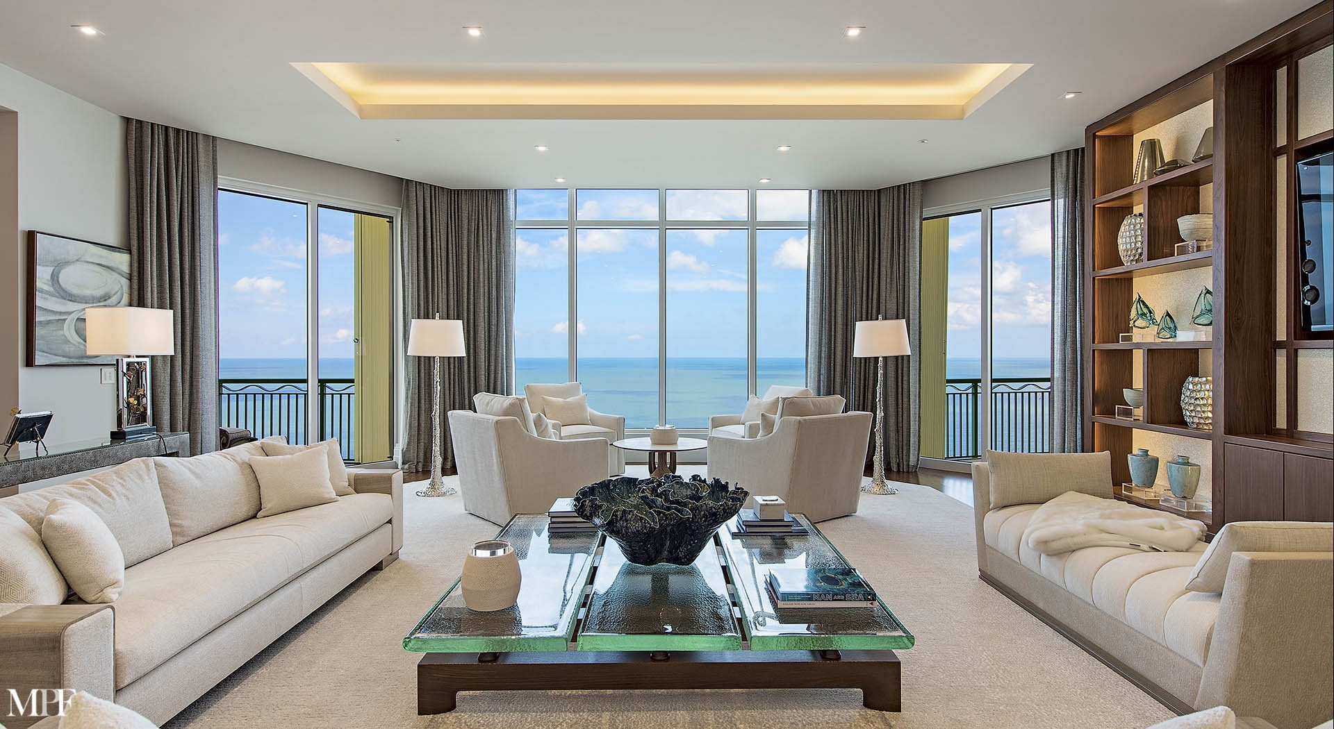 Marco Island Penthouse Mark Finlay Interiors