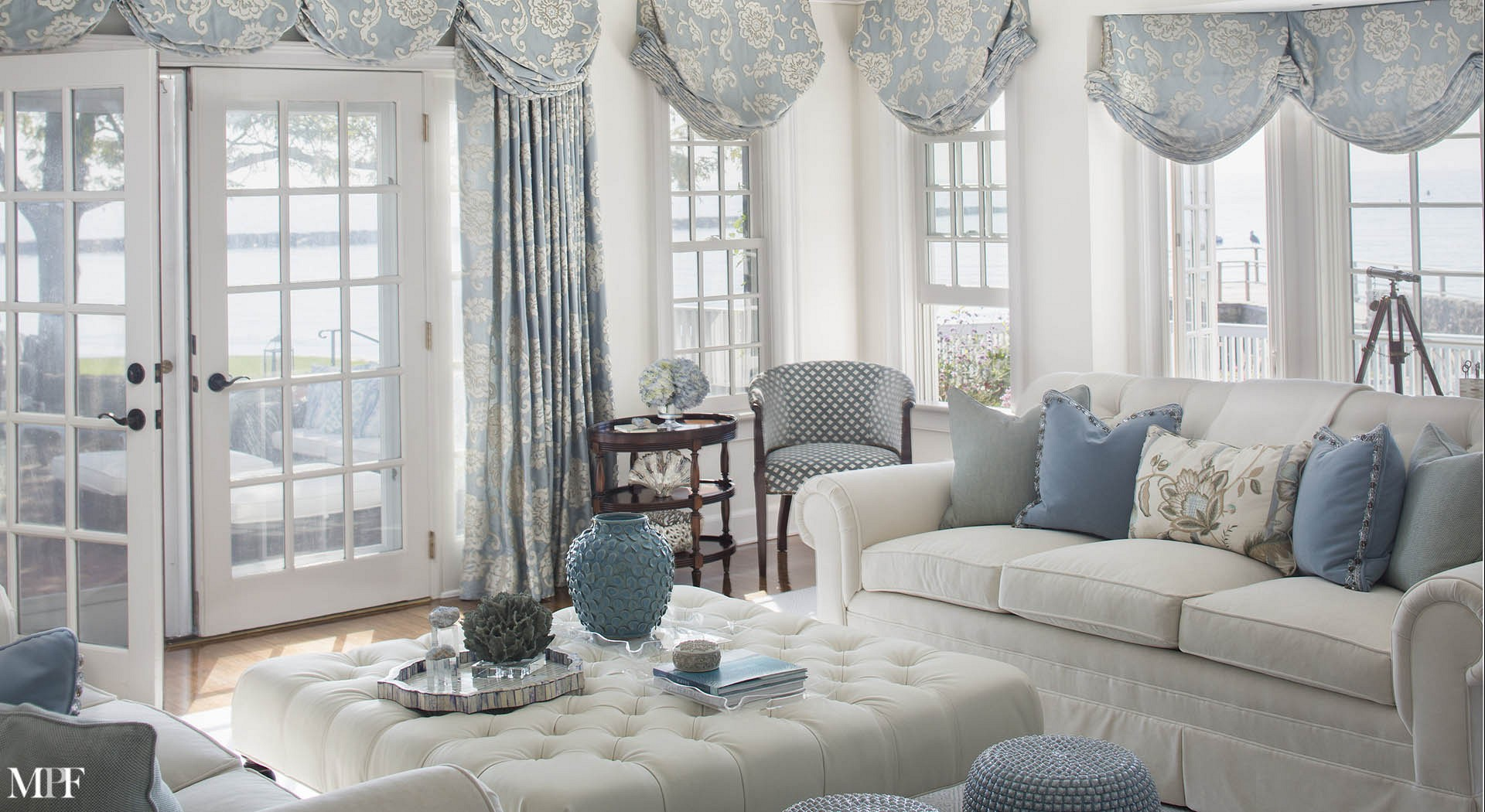 End of Harbor Mark Finlay Interiors